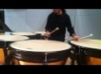 Dmitris Papadimitriou - Jazz-Feel timbales solo